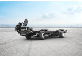 BHARATBENZ 1017 Chassis