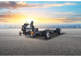 BHARATBENZ 1624 Chassis