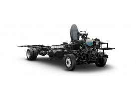 BHARATBENZ 9T Chassis