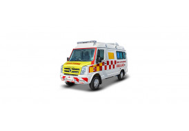 FORCE Advance Life Support Ambulance