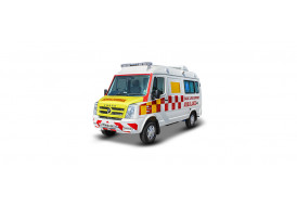 FORCE Basic Life Support Ambulance