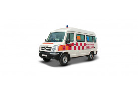 FORCE Patient Transport Ambulance