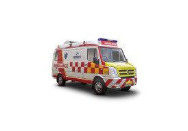 FORCE Traveller ALS Ambulance