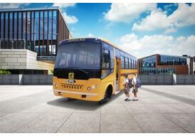 SML ISUZU BH Series School Bus BS6