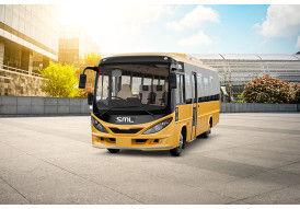 SML ISUZU Exclusive Lx School Bus BS6