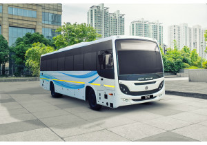 Ashok Leyland 12M FE Staff Bus Pictures