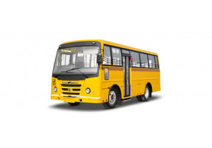 Ashok Leyland LYNX Strong School Bus Pictures