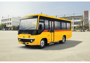 Ashok Leyland MiTR School Bus Pictures