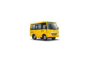 Eicher 10.50 C Starline School Bus Pictures
