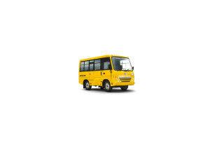 Eicher 10.50XS E Starline School Bus Pictures