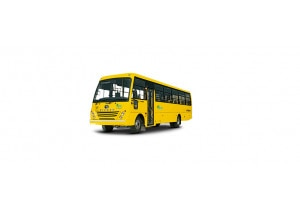 Eicher 10.75 E Starline CNG School Bus Pictures