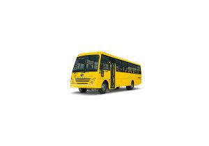 Eicher 10.75 H Starline School Bus Pictures