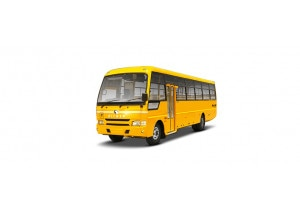 Eicher 10.90 L Skyline School Bus Pictures