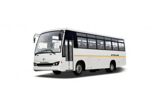Eicher 11.12 K Starline Staff Bus