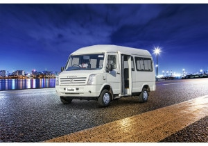 Force Traveller 3350 Wider Body Pictures