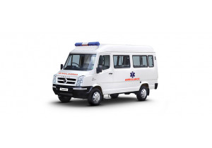 Force Traveller Ambulance
