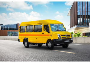 Force Traveller School Bus 3700 Pictures