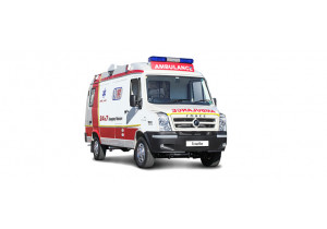 Force Traveller Trauma Ambulance