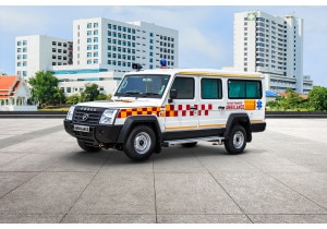 Force Trax Ambulance Pictures
