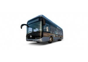 JBM ECOLIFE Electric Bus Pictures