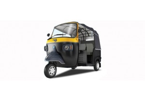 Piaggio Ape City 200 Pictures