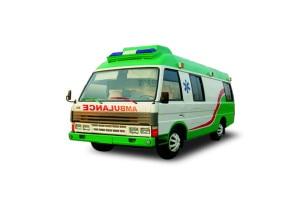 Sml Isuzu Cardiac AC Ambulance Pictures
