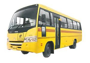 Tata LP 909 Starbus Skool CNG Pictures