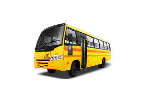 Tata LP 912 EX Starbus Skool Pictures