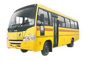 Tata LP 913 Starbus Skool CNG AC Pictures