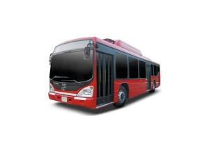 Tata LPO 1613 City Bus Pictures
