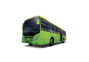 Tata Starbus Hybrid Pictures