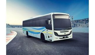 Ashok Leyland 12M FE Intercity Price, Specifications, Videos