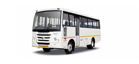 Ashok Leyland LYNX Smart City Bus