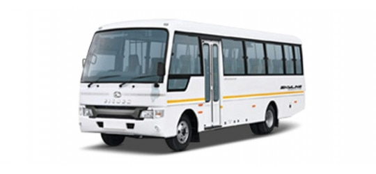 Eicher 10.90 L Skyline Staff Bus