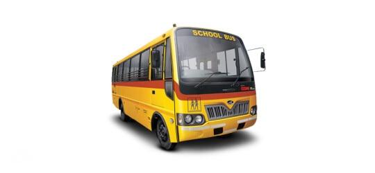 Mahindra Cosmo School CNG