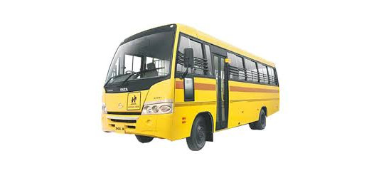 Tata LP 909 Starbus Skool CNG