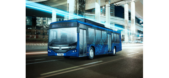 Tata Starbus EV 4 12 Low Entry Electric Bus